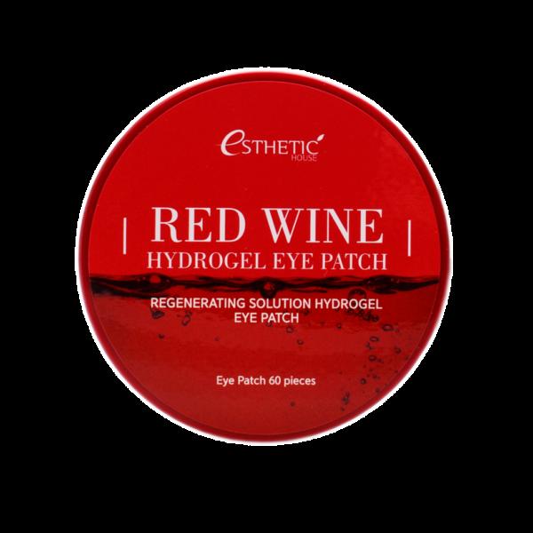 КРАСНОЕ ВИНО RED WINE HYDROGEL EYEPATCH
